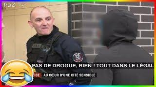 POLICE 👮 VS 👷 JEUNES DE CITÉ (Episode 2: Coup de pression)