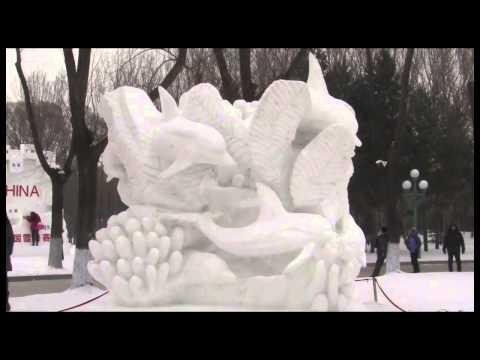 2013 Harbin Snow Sculpture Expo