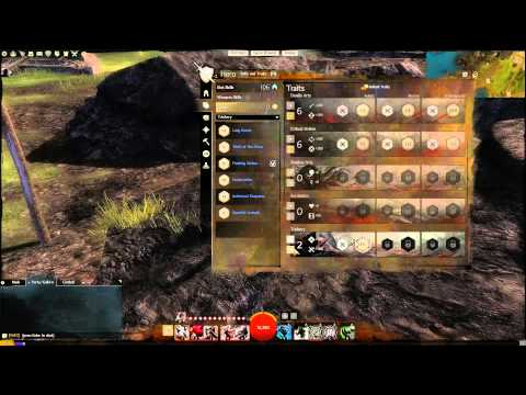 [GW2] Thief DPS Build for Dungeons/Fractals (after 15/04/2014)