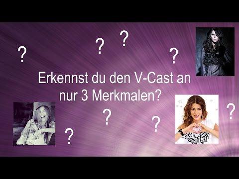 Erkennst du diese 6 Violetta Schauspieler an nur 3 Merkmalen?