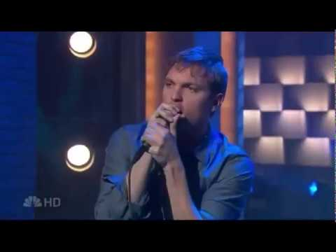 Cold War Kids Performs