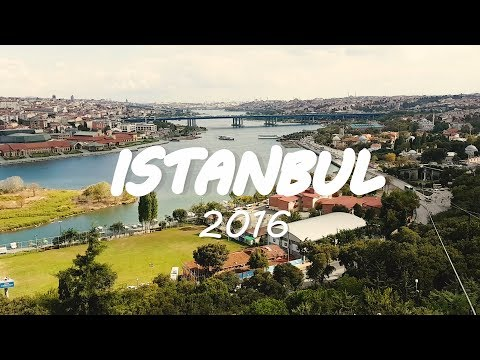 Our Istanbul Trip (6 days in 3 minutes) | Turkey Travel