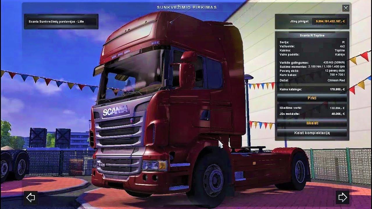 ETS2 v1 1 1 Old Version (+Download) (Euro Truck Simulator 2 v1 1 1)