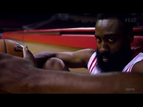 c6ee56314d28 E60  James Harden The Man Behind the Beard Full Segment - YouTube