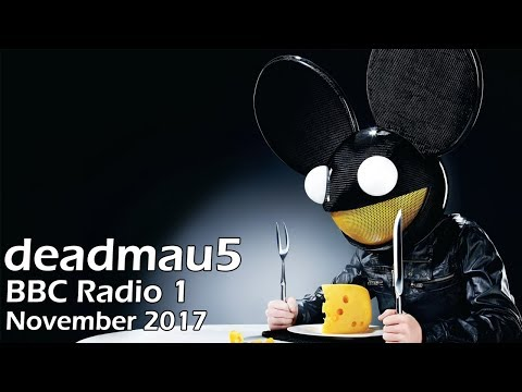 deadmau5 - BBC Radio 1 Residency (02 Nov 2017) [PART 11]