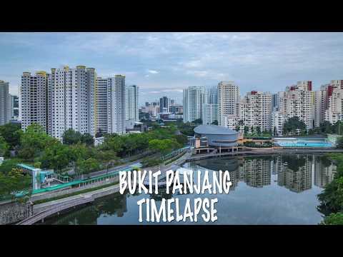 Bukit Panjang Timelapse 2017