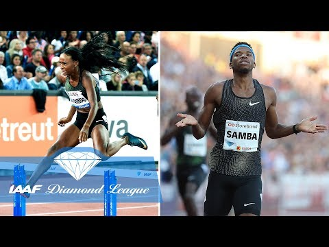 Best of the 400m Hurdles in 2018 - IAAF Diamond League