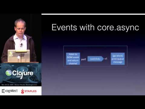 Julian Gamble - Applying the paradigms of core.async in ClojureScript