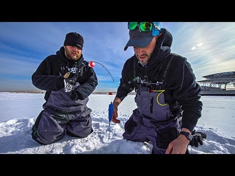 BIG Fish TINY Rod - URBAN Ice Fishing