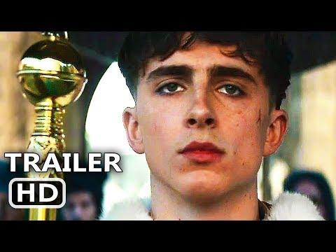 THE KING Trailer (2019) Timothée Chalamet, Robert Pattinson, Lily-Rose Depp