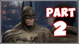 Batman Arkham City - Part 2 - Meeting Harley! (Return to Arkham)
