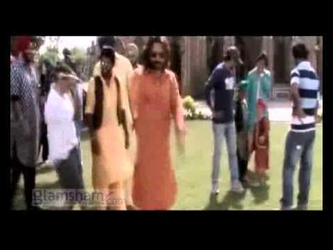Making of Yamla Pagla Deewana Title Song