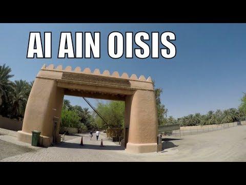 AL AIN OISIS tour ll Abudhabi ll United Arab Emirates.vlog- 28. খেজুরের বাগান দেখুন কত সুন্দর।
