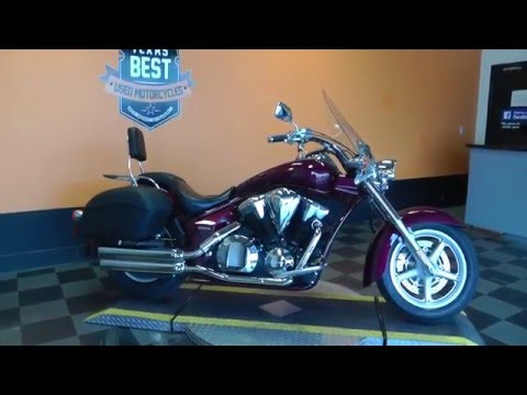 100968 - 2011 Honda Interstate 1300 - VT1300CT - Used Motorcycle For Sale