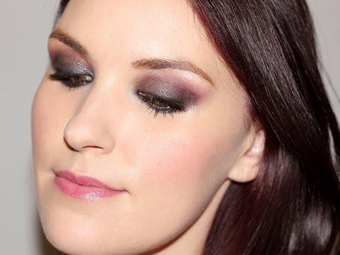 Maquillaje de Noche -Velvet Glow- Night Makeup