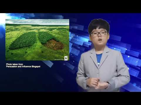 Speech Power :: ICan News TV :: Nam Kyu Hyun