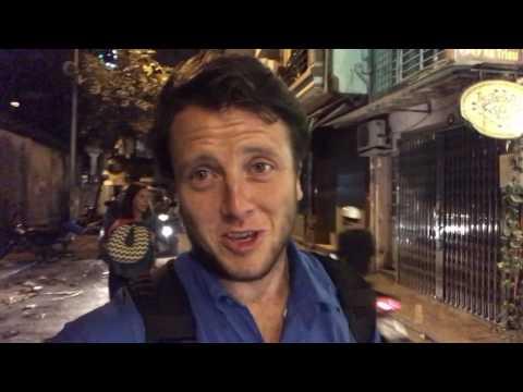 Hanoi, Vietnam Travel Vlog: Folan Finds Trip Around the World Day 33