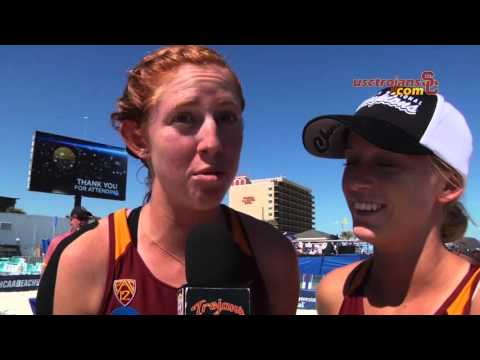 USC Beach Volleyball - 2016 NCAA Champions