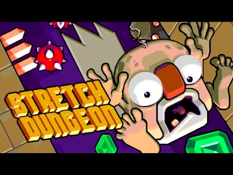 Stretch Dungeon - OUT NOW!