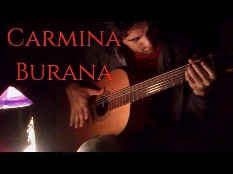 09. Carmina Burana, 'O Fortuna' (Carl Orff) - Classical Guitar by Luciano Renan