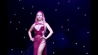 Смотреть клип Юлия Ереминок, Baladi / Концерт «Чарующий танец востока» онлайн