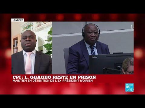 """Apollos Dant Thé (FPI) : Gbagbo """"est innocent, il a été acquitté, sa place n'est pas en prison"""""""