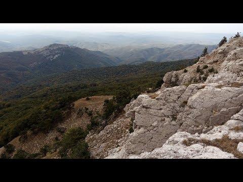 Демир-Капу. Вторая по высоте вершина Крымских гор