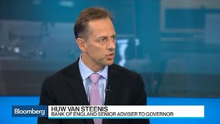 BOE's van Steenis Sees Markets Challenged by Currency Volatility