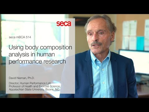 Using Body Composition Analysis In Human Performance Research