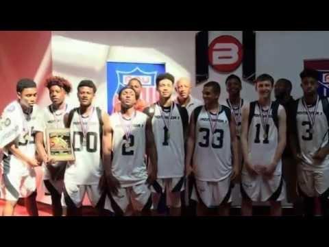 Motivators 1 Big House AAU Super Regional Champions