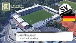 Hardtwaldstadion / BWT-Stadion am Hardtwald | SV Sandhausen | 2016