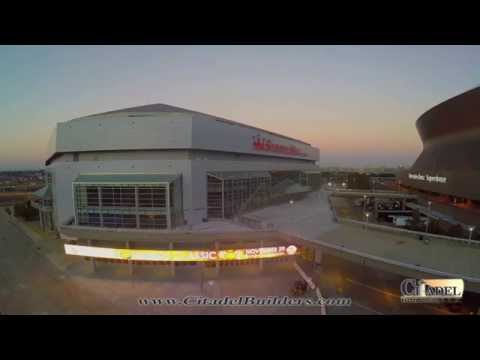 Smoothie King Center Renovations - New Orleans, Louisiana