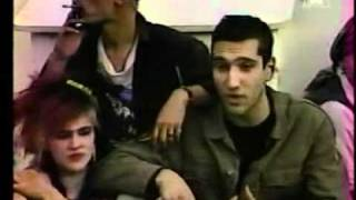 Ludwig Von 88 - Berurier Noir - interview 1988