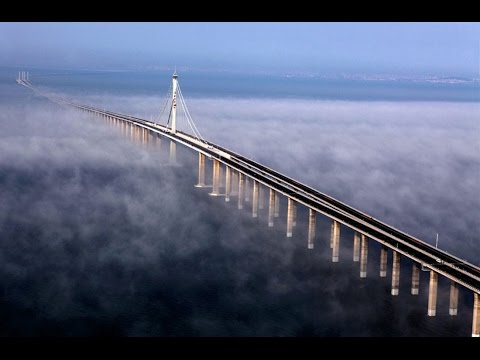 MegaStructures - Impossible Bridges: China (National Geographic Documentary)