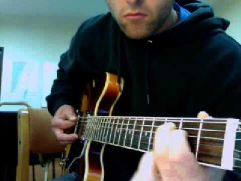 Brantley Gilbert Bottoms Up Intro Guitar Youtube