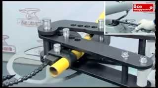 Гидравлический трубогиб Blacksmith HPB-1000(, 2012-12-26T05:26:47.000Z)