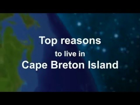 top reasons to live in Cape Breton Island