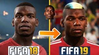 FIFA 19 | New Face Concept | ( Sergio Aguero, Griezmann, Ramos )