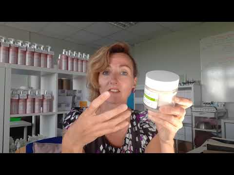 Treating irritated skin with Holos - This is More Get Better Butter