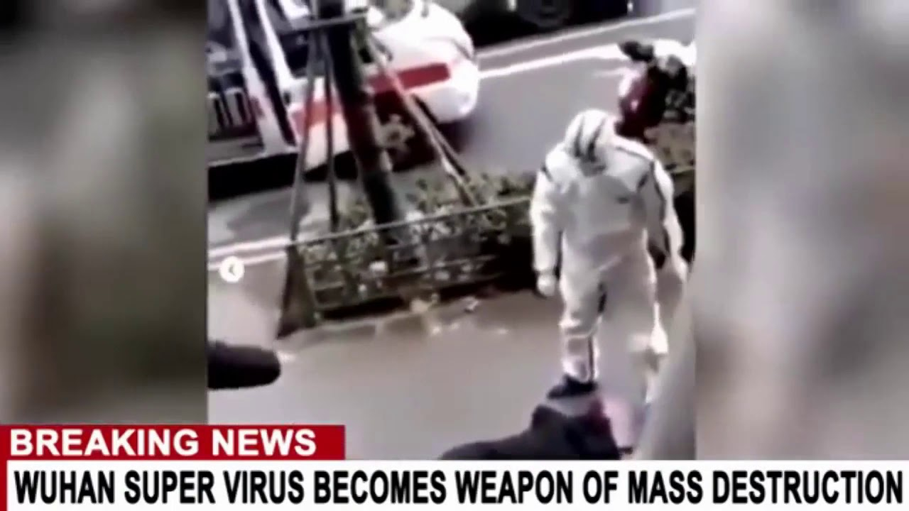 """Je li smrtonosni koronavirus (2019-nCoV) biološko oružje """"pobjeglo ..."""