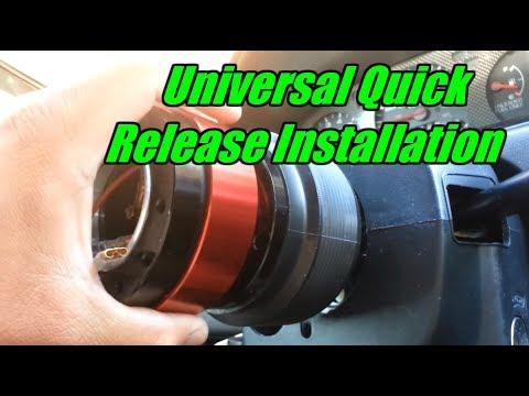 Universal Quick Release Installation Tutorial