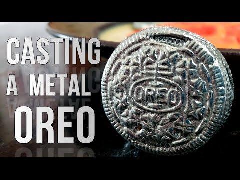 Casting a Metal Oreo