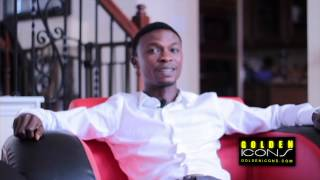I Go DYE - Nigerian Comedian - Exclusive Interview with Golden Icons