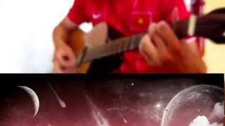 Rung Chuông Vàng-Ringing Gold Bell-Guitar Cover-The Wall-Bức Tường