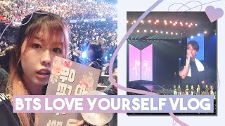 【VLOG】一起去BTS香港場演唱會吧💜 BTS LOVE YOURSELF TOUR IN HONG KONG 190324|HY SHERRY thumbnail
