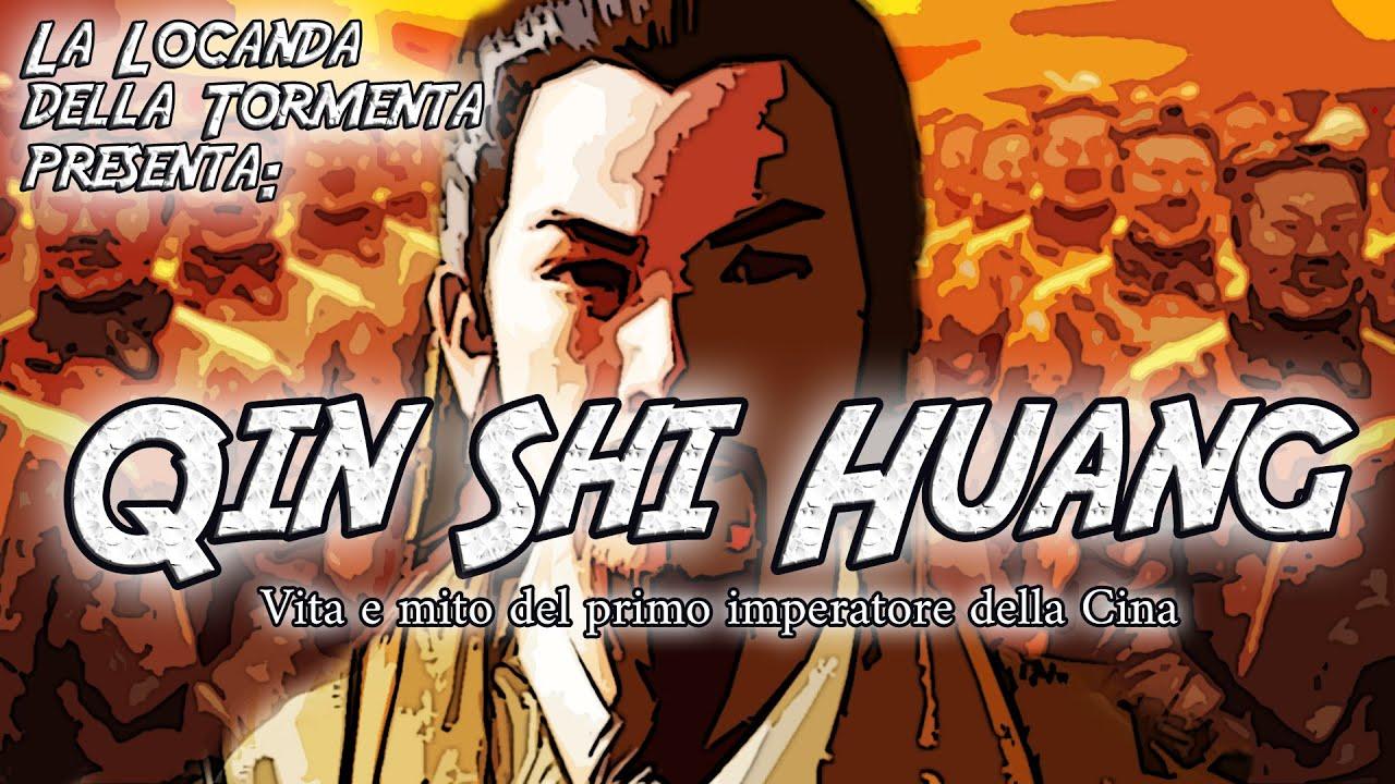 Lezioni di Storia alla Locanda - Qin Shi Huang - Primo Imperatore della Cina