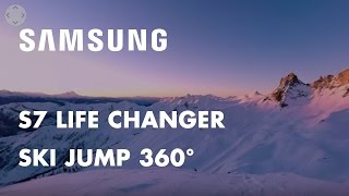 Samsung Life Changer Park : Ski Jump - 360°