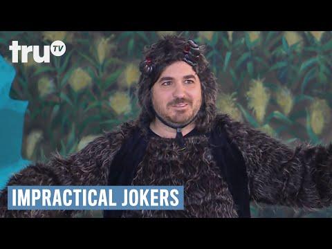Impractical Jokers - Spider Hero Stunt Spectacular (Punishment)   truTV