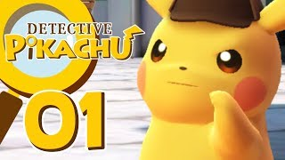 UN PIKACHU CHE PARLA! - Detective Pikachu ITA - Episodio 01