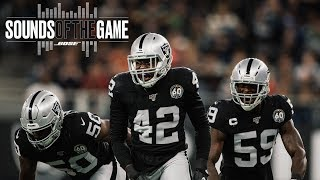 Sounds of the Game: Week 5 vs. Bears | Raiders
